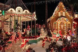 Christmas Tree Lane Alameda 2014 by Best Christmas Light Displays In Los Angeles