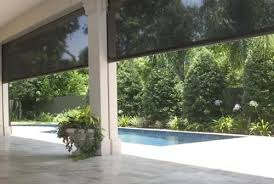 Roll Up Patio Screens by Motorized Roll Up Patio Screens 28 Images Motorized