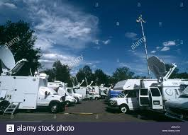 Portable Microwave Satellite Dishes On News Truck Stock Photo ... Semi Truck Microwave Flawless Drivemate 24 Volt Ovens And Es Eats Food Prestige Custom Manufacturer For The Best Truckers Dunakontroll Moisture Measurement How To With A Imgur Lance 650 Camper Half Ton Owners Rejoice 850 Our Smallest Long Bed Truck Camper Isnt Samsung 12 Or 24v Model Number De7711 750w Oven 14l Joostshop Appliance Delivery Hand Fridge Washing Machine And Perfect Solwave Autostrach