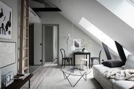 100 Attic Apartments Lovely Attic Apartment In Gentle Tones In Goteborg