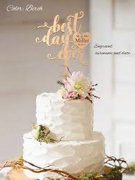 Best Day Ever Wedding Cake Topper This Wedding Cake Topper with Mr