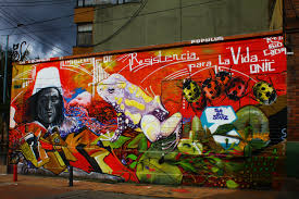 Famous Graffiti Mural Artists by Apc Crew Street Art Photography Bogota Colombia Travel U2013 Tokidoki