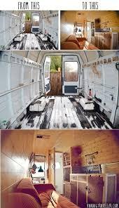 Great Van Interior Design Best 25 Camper Ideas On Pinterest