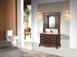 constance ii antique style bathroom vanity single sink 49 1