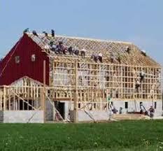 Amish pole barns Archives Hansen Buildings
