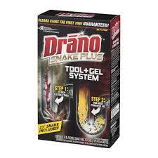 Drano To Clean Bathtub by Drano Snake Plus 16oz Walmart Com