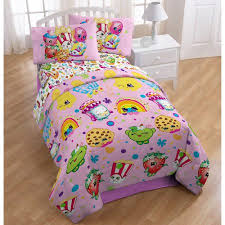 Tmnt Toddler Bed Set by Choose Your Character Bed In A Bag Shopkins Trolls Star Wars