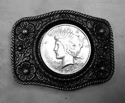 belt buckle base silver hhh enterprises
