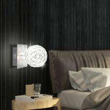 wand leuchte kristall kugel spot le schalter beleuchtung strahler globo 56630 1