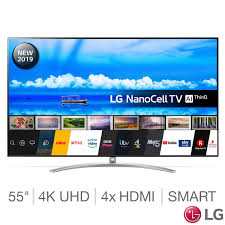 LG 55SM9800PLA 55 Inch NanoCell 4K Ultra HD Smart TV Costco UK