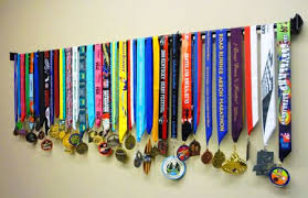 Refrigerator Magnet Race Medal Magnets For Your Refrigeratorwhy Not I Got This Idea From Jessica Runningforreaganblogspot
