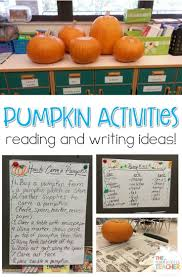 Spookley The Square Pumpkin Writing Activities by Pumpkin Activities For Reading Writing Math And Science