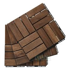 wood deck tiles outdoor flooring outdoor furniture stylish deck tiles
