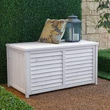 Rubbermaid Patio Storage Bins by Outdoor Shoe Storage Box