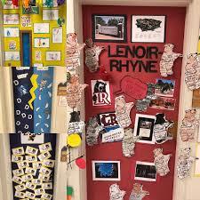 Christmas Door Decorations For Classrooms
