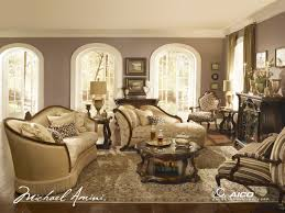 Michael Amini Living Room Sets by Palace Gates Living Room Sofa Collection Opt Ii Aico Living Room