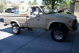 100 1980 Toyota Truck Pickup 4x4 Single Cab 4wd Used Other For