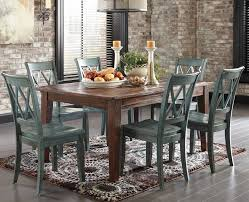 Image Of Rustic Counter Height Dining Table Sets