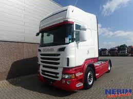 Used Scania R500 V8 Euro 5 Manual / Retarder — Nebim Used Trucks