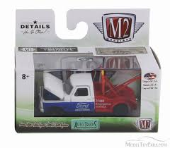 100 Toy Tow Trucks For Sale 1967 D F100 Truck Blue W Red Castline M2 3250046 164