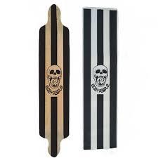 easy people longboards ep custom grip tape for longboard decks skull flames 450x450 jpg