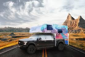 100 Truck Camper Rentals Indie 3Berth Travel Road