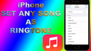 How to set ANY iPhone Song as Ringtone NO iTunes NO PC NO JAILBREAK FREE