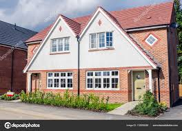 100 What Is Detached House British Style Semidetached Stock Photo Alpegor6