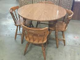 Lot: Vintage Round Maple Finish Kitchen Table With 4 ... British Colonial Style Patio Outdoor Ding American Fniture 16201730 The Sevehcentury And More Click Shabby Chic Ding Room Table Farmhouse From Khmer To Showcasing Rural Cambodia Styles At Chairs Uhuru Fniture Colctibles Sold 13751 Shaker Maple Set Hardinge In Queen Anne Style Fniture Wikipedia Daniel Romualdez Makes Fantasy Reality This 1920s Spanish Neutral Patio With Angloindian Teakwood Console Outdoor In A Classic British Colonial