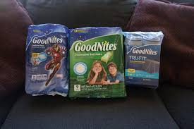Goodnites Bed Mats by Having Great Nights With Goodnites Giveaway British Columbia Mom