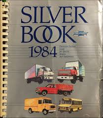 1984 Chevrolet Truck Silver Book Special Equipment Dealer Album Inc ...