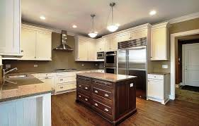 12 Inspiration Gallery From Unique Attractive Two Tone Kitchens Decor Ideas