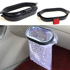 support sac poubelle cuisine chaude cuisine sac poubelle voiture en plastique clip véhicule