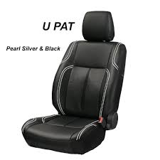 Autoform U - Pat Grand Pearl Silver And Black Car Seat Cover For ... Amazoncom Fh Group Fhcm217 2007 2013 Chevrolet Silverado 6 Best Car Seat Covers In 2018 Xl Race Parts Pet Cover With Anchors For Cars Trucks Suvs Chartt Custom Duck Weave Covercraft Plush Paws Products Regular Black Walmartcom Clazzio 082010 Toyota Highlander 3 Row Pvc Unique Leather Row Set Top Quality Luxury Suv Truck Minivan Ebay Dog The Dogs And Pets In 2 1 Booster 10 2017