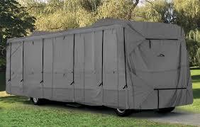 Amazon.com: Camco 45735 RV 38' ULTRAGuard Class A Cover (116