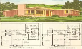 100 Modern Home Blueprints New Plans