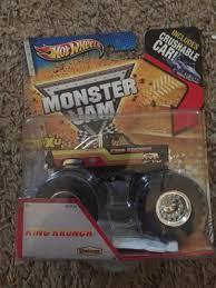 100 Monster Truck Jam 2013 Hot Wheels King Krunch Vintage Series 164