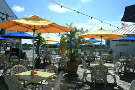 Harborside Grill And Patio by 10 Restaurants Near Holiday Inn Hotel U0026 Suites Clearwater Beach