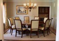 Round Dining Room Tables For 6 Elegant Round Dining Table Set For 6
