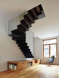 les 25 meilleures idées de la catégorie escalier en bois peint sur
