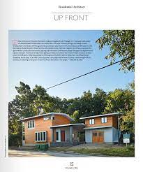 104 Residential Architecture Magazine House On Euclid St Featured In Architect Louis Cherry