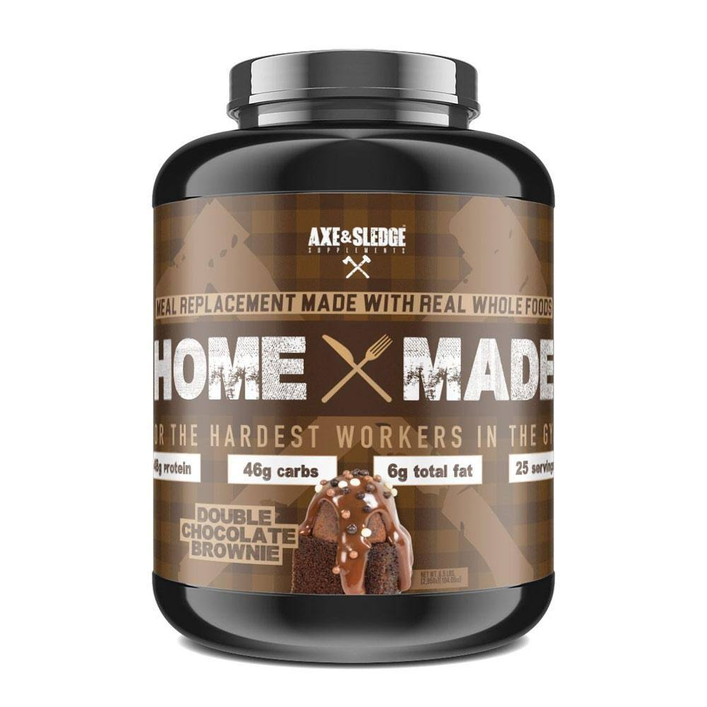 Axe & Sledge | Home Made - Double Chocolate Brownie