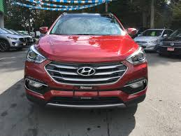 Pre Owned 2017 Hyundai Santa Fe T8236 For Sale | National Car ...