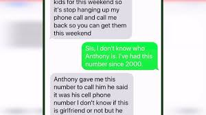 Text To Wrong Number Leads Acts Of Kindness For North Carolina Mother