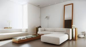 White Wood Living Room Furniture