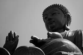 Tian Tan Buddha Big Lantau Island