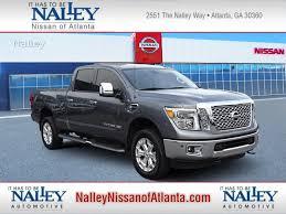 100 Used Nissan Titan Trucks For Sale Specials Cars Atlanta Nalley Of