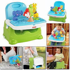 baby booster seat feeding chair table toddler safety toys tray