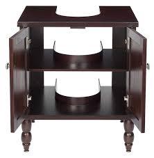 Pedestal Sink Storage Cabinet by Newport Louvered Pedestal Sink Cabinet Pedestal Sink Personal