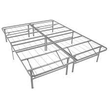 Mantua Bed Frames by Mantua Inter Lock Metal Bed Base Hayneedle